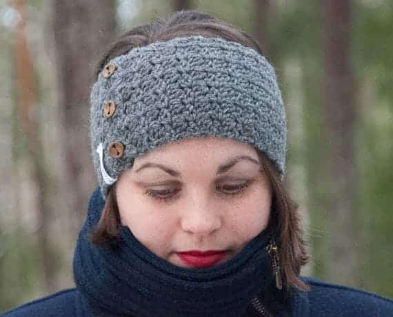 Bellus Headband Crochet Pattern Design – Skill Level Easy