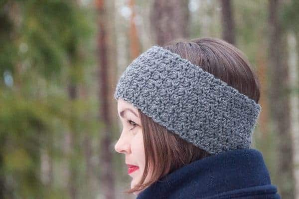 crochet bellus headband crochet pattern design