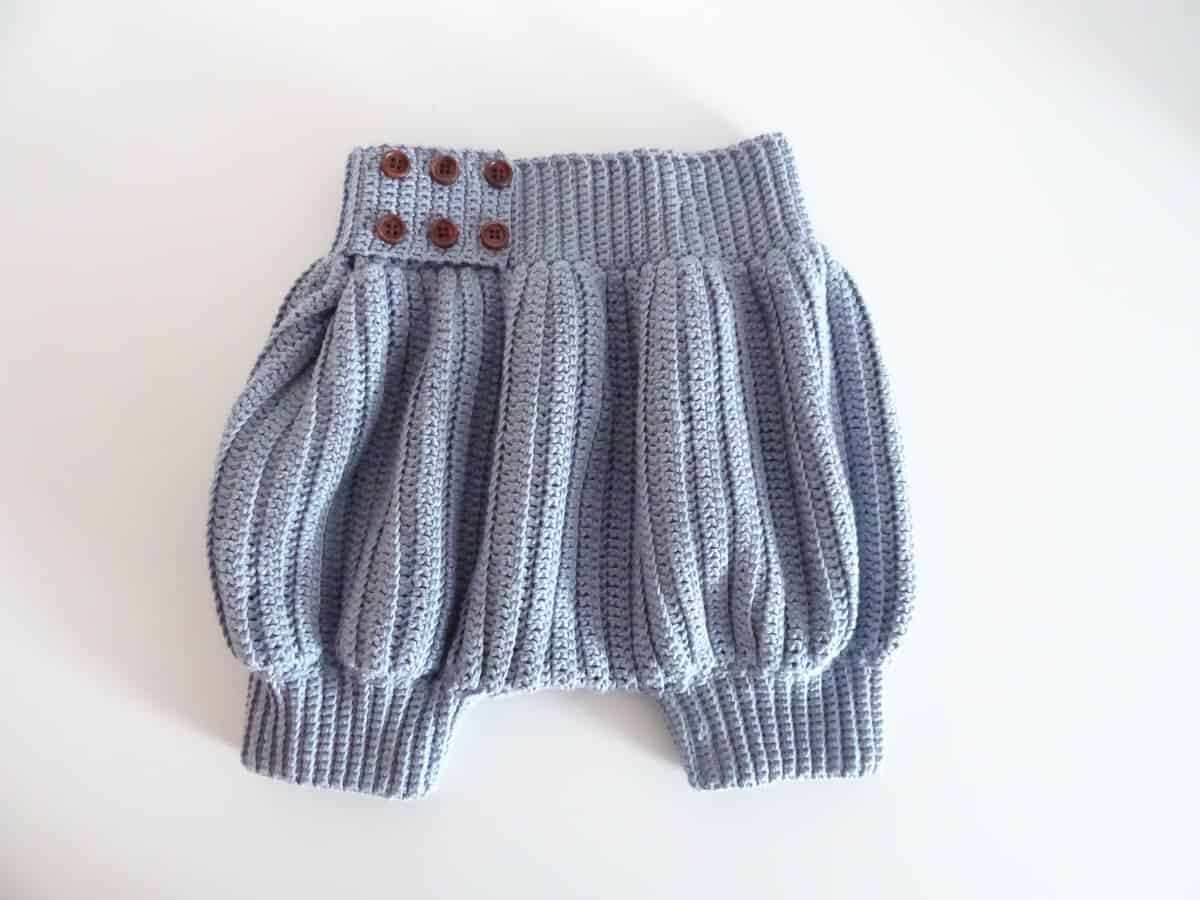 parva skirt & shorts crochet pattern design