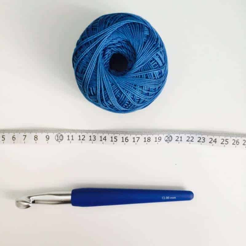 how to calculate yarn yardage