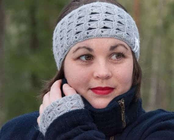 Delicatus Headband Crochet Pattern Design – Skill Level Easy