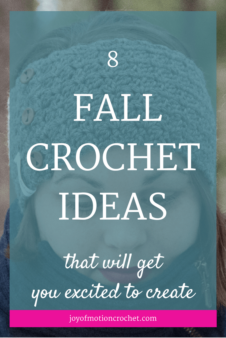 8 Fall Crochet Ideas That Will Get You Excited To Create: crochet boot cuffs |  crochet candle covers | crochet christmas gifts | crochet cowls | crochet design |  Crochet for beginners | Crochet Gifts | crochet headbands | crochet ideas | Crochet ideas for beginners | Crochet ideas for experienced crocheters | Crochet ideas for her | Crochet ideas for home | Crochet ideas to sell | Crochet inspiration creative | Crochet inspiration patterns | Crochet inspiration projects | crochet mug cozy | crochet pattern | crochet sweater | crochet winter sweater | crochet wrist warmers | Easy crochet ideas | fall crochet ideas | fall crochet patterns | Free crochet ideas | Free crochet inspiration | handmade Christmas gifts | headband crochet pattern | headband crochet patterns