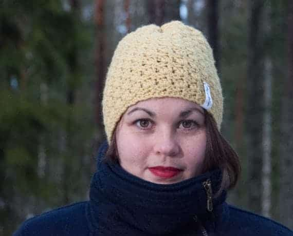 Bellus Hat Crochet Pattern Design – Skill Level Easy