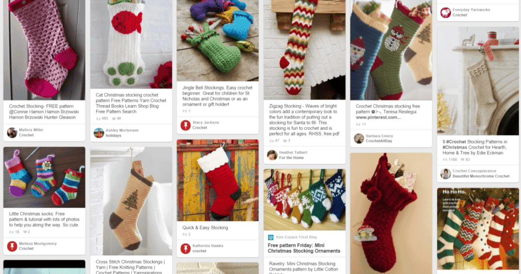 10 Christmas Crochet Ideas Filled With Joy – Joy of Motion
