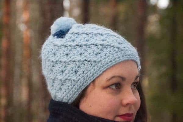 crochet genus hat crochet pattern design