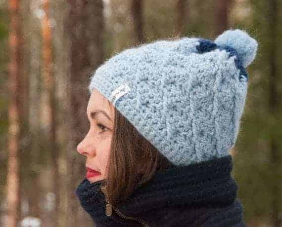 Genus Hat Crochet Pattern Design – Skill Level Easy