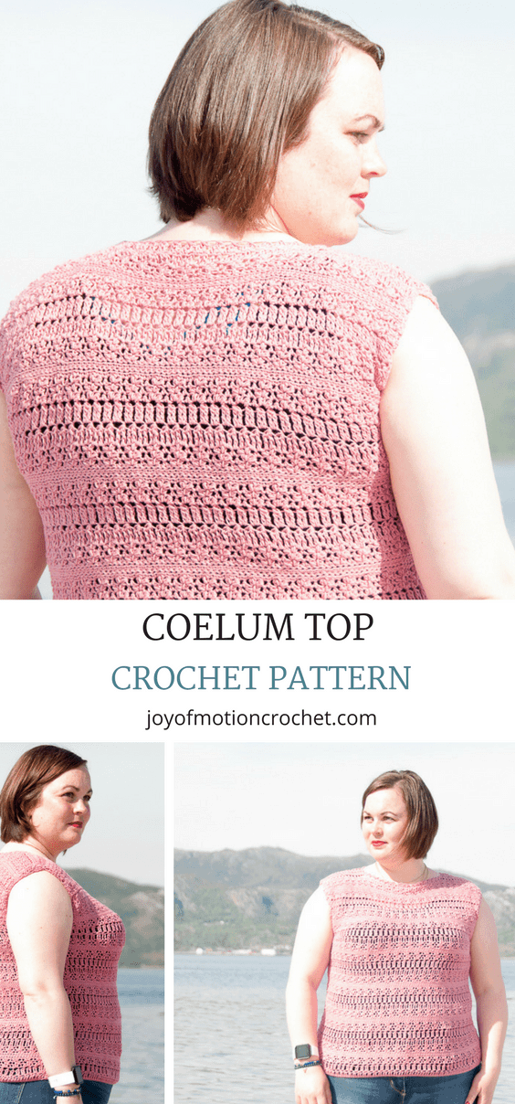 Coelum top crochet pattern. Crochet top DIY. Crochet top for women. Crochet top outfit. Top crochet pattern summer. #crochetpattern #topcrochetpattern #easycrochetpattern #topcrochetpattern #crochet