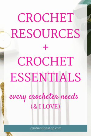 crochet resources