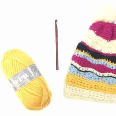 crochet resources nix hat materials needed