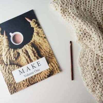 crochet resources our maker life make volume 1
