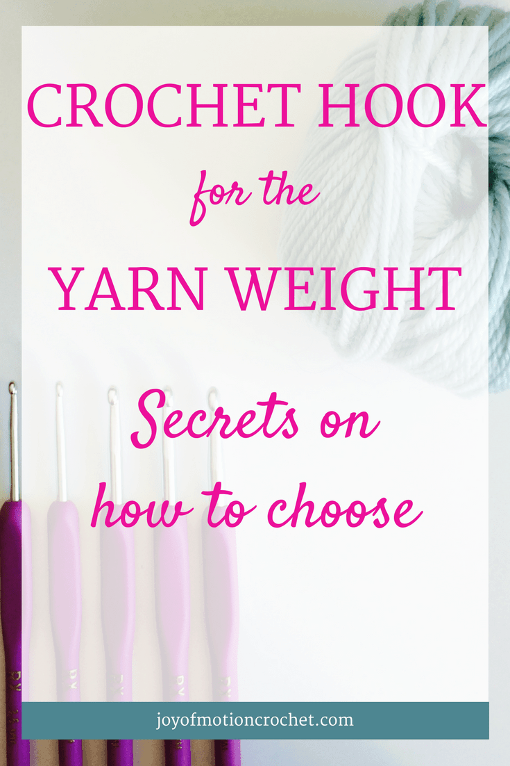 Crochet hook for the yarn weight, secrets on how to choose. Choosing yarn weight & crochet hook. Crochet guides. Crochet tutorials. Free crochet tutorial. Learn about yarn weight. Yarn weight guide. Yarn weight chart. Yarn Weight Conversion. Repin this to read, learn & keep it forever.