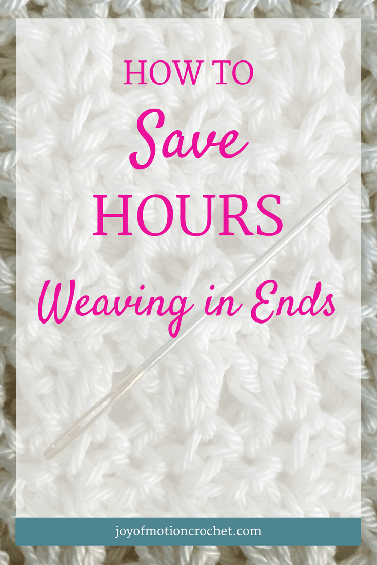 HOW TO save hours weaving in ends. Weave sew in. Fasten threads while crocheting. Weave in ends crochet. Fasten threads crochet. Crochet guides. Crochet tutorials. Free crochet tutorials. Free crochet guides. Repin this to read, learn & keep it forever.