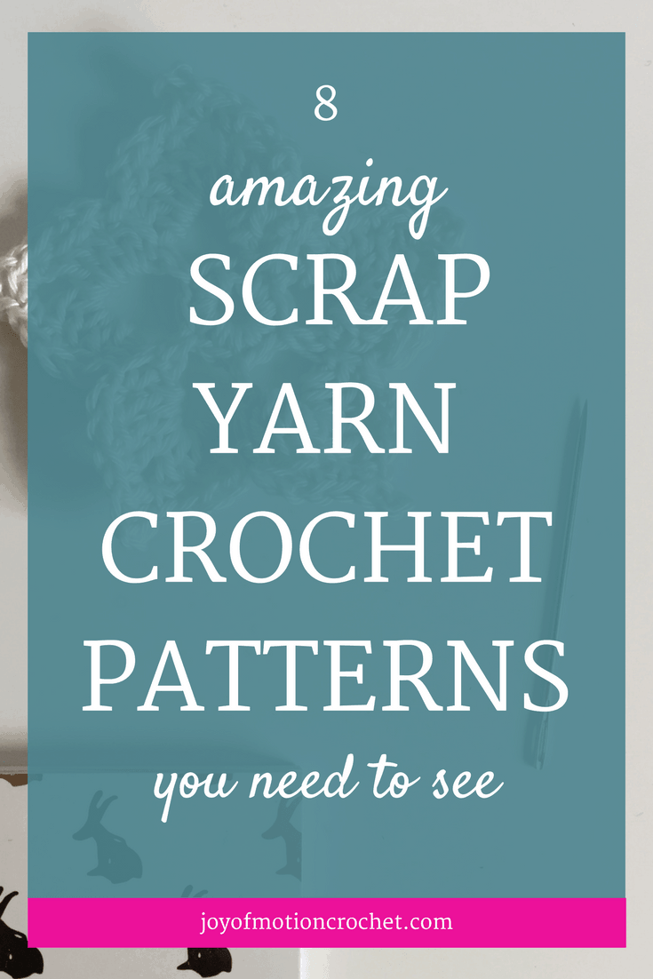 Scrap yarn crochet patterns is a great way to use all that leftover yarn. Let's see what's in store. Crochet away all that yarn you've got stashed today! Scrap yarn crochet patterns | scrap yarn crochet projects | crochet ideas | leftover yarn crochet patterns | leftover yarn crochet projects | leftover yarn | crochet pattern ideas | crochet yarn basket | crochet dream catcher | crochet bracelet | christmas wrapping crochet | crochet ideas | crochet hat |