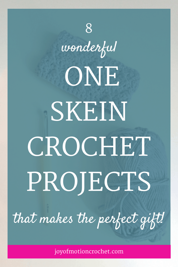 8 wonderful one skein crochet projects that makes the perfect gift. Crochet Gifts, Crochet ideas, Easy crochet ideas, Free crochet ideas, Free crochet inspiration, Crochet ideas for beginners, Crochet ideas for experienced crocheters, Crochet ideas to sell, Crochet ideas for home, Crochet ideas for her, Crochet inspiration creative, Crochet inspiration projects, Crochet inspiration patterns, scrap yarn crochet ides, scrap yarn crochet inspiration. Repin this to read, learn & keep it forever.