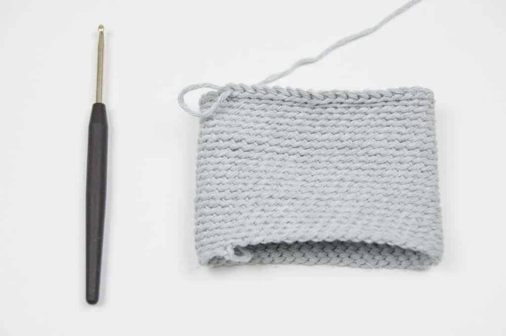 how to slip stitch crochet
