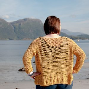 Women's Cardigan Crochet Patterns