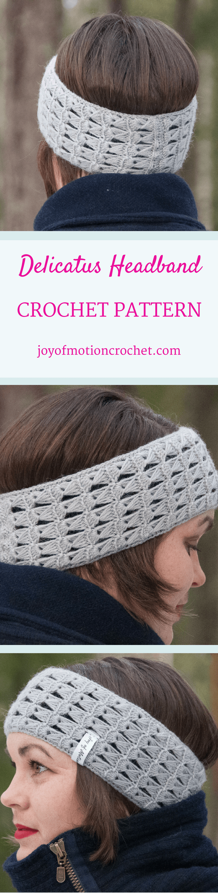 The Delicatus Headband. Broomstick lace stitch. Crochet pattern for a warm winter headband.| Headband crochet patterns.. Beanie crochet patterns. Warm crochet pattern. Headband crochet designs. Easy patterns. Winter crochet patterns. Customize crochet pattern headband. Women's crochet pattern headband. Crochet pattern headband. Headband crochet pattern unisex. Click link to learn more.
