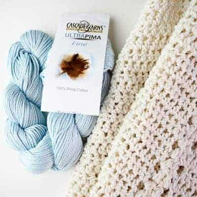 alba top materials needed choose yarn for crochet garment