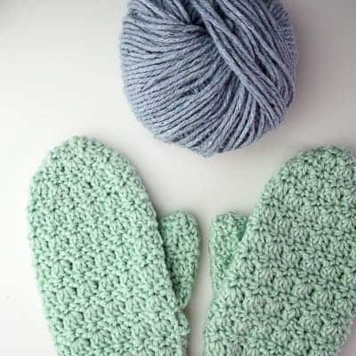 bellus mittens materials needed