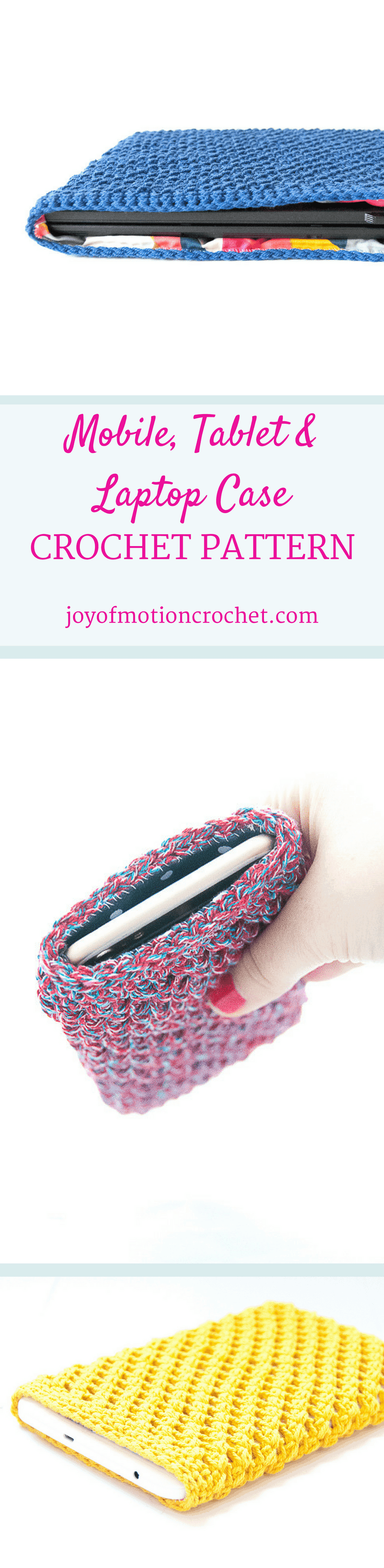 The Mobile, Tablet & Laptop Case Crochet pattern a 3 in 1 pattern. It has all the instructions to customize it to any laptop, iPhone, mobile or tablet. Mobile Crochet Pattern, Mobile Cover Crochet Pattern. Laptop Case Crochet Pattern. iPhone Case Crochet pattern. Laptop cover crochet pattern. Crochet pattern for tablet cover. Pin it now & keep it forever.
