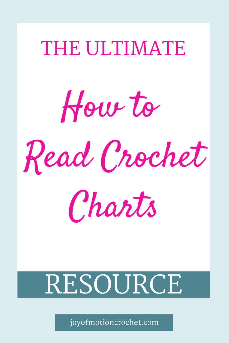 The Ultimate How To Read Crochet Charts Resource. Reading Crochet Charts: A Helpful Beginners Guide.  Read crochet charts. Beginners guide to reading crochet charts. Crochet chart tutorial. Crochet charts guide. crochet tutorial. read crochet charts tutorial. Pin it now & keep it forever.