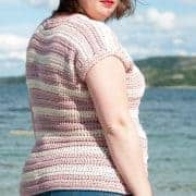 habena top crochet pattern design