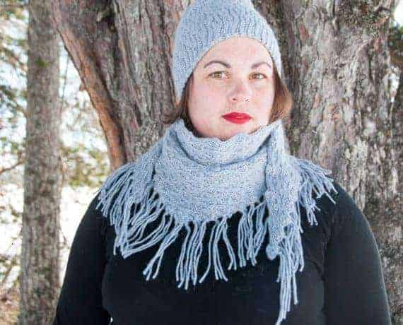 Mitis Shawl Crochet Pattern Design – Skill Level Intermediate