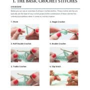 the ultimate beginners guide to crochet resource