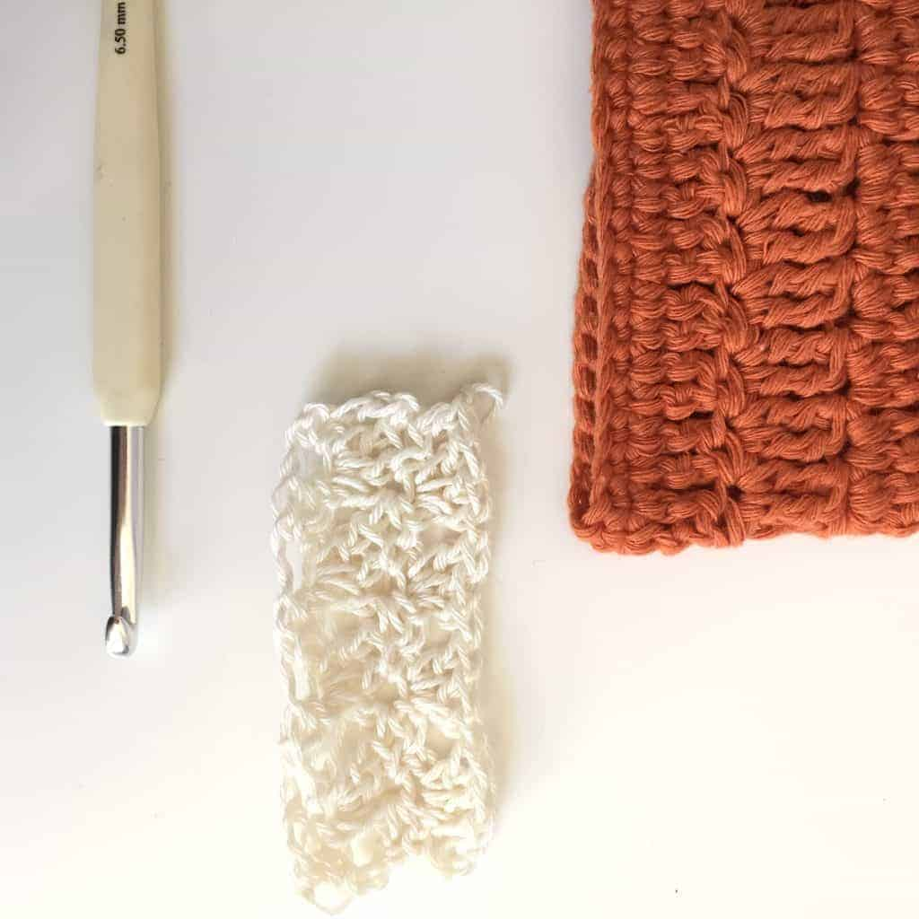 substitute yarn for crochet patterns