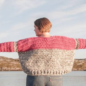 densus sweater crochet pattern design