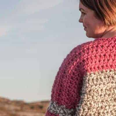how to crochet a sweater densus sweater crochet pattern design