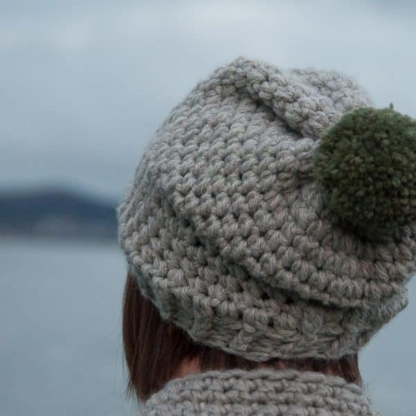 scato hat crochet pattern design