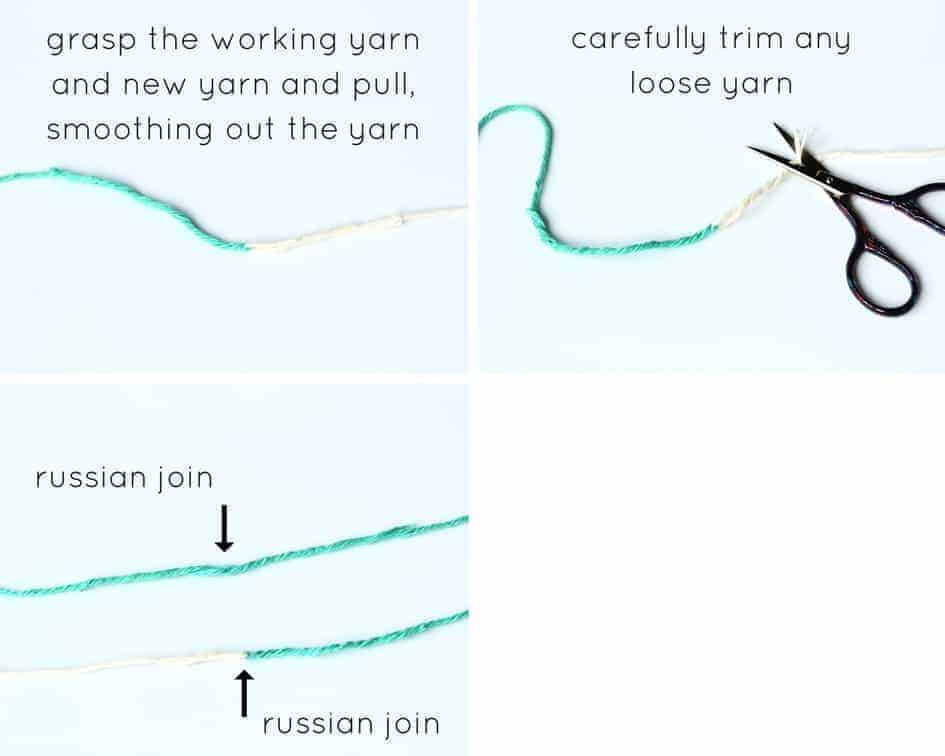 How to Join Yarn in Crochet: 4 Ways