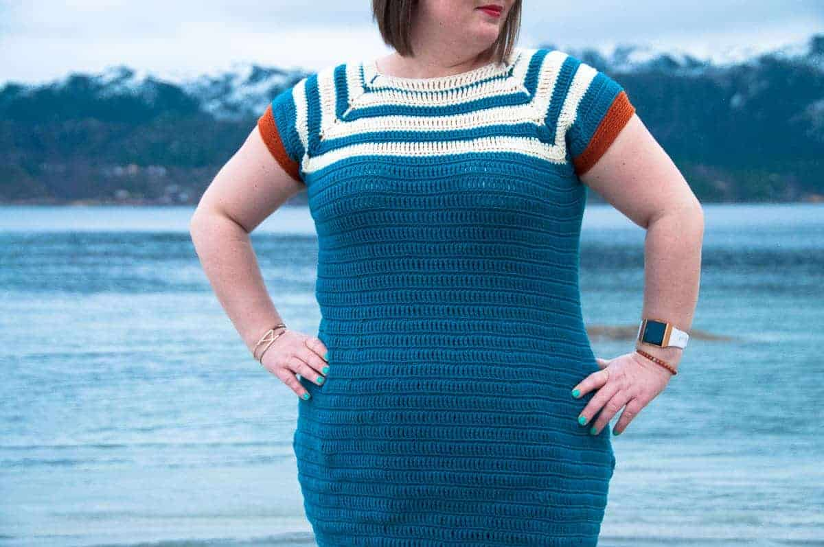 crochet fons dress crochet pattern design, free crochet pattern