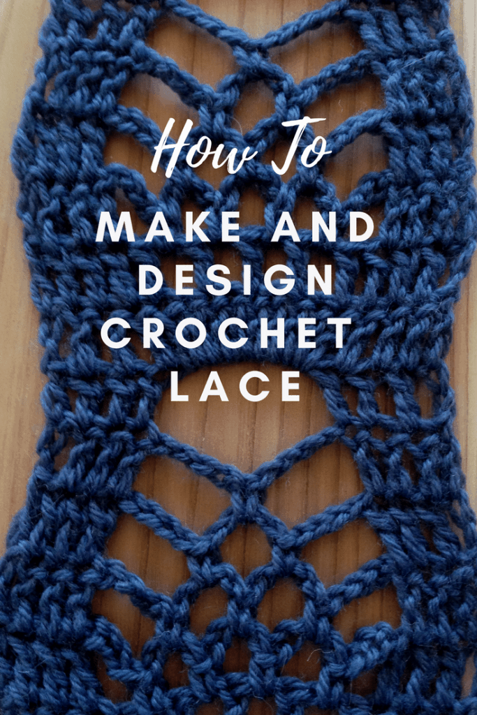 How To Make And Design Crochet Lace Joy Of Motion