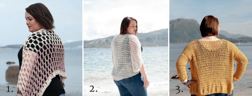 Crochet Bolero - Free Crochet Pattern