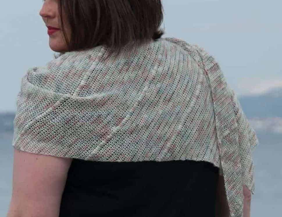 Lenio Shawl Crochet Pattern Design Skill Level Easy Joy Of Motion