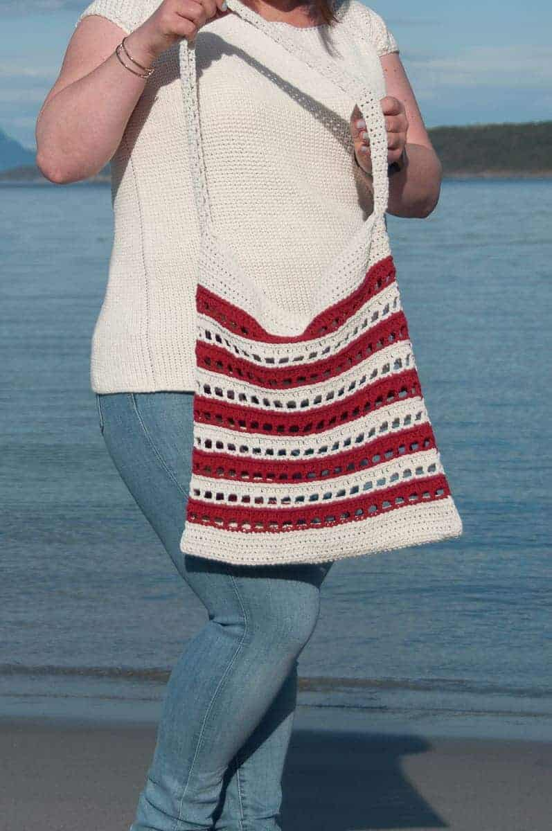 sinum bag crochet pattern design, amazing crochet market bags