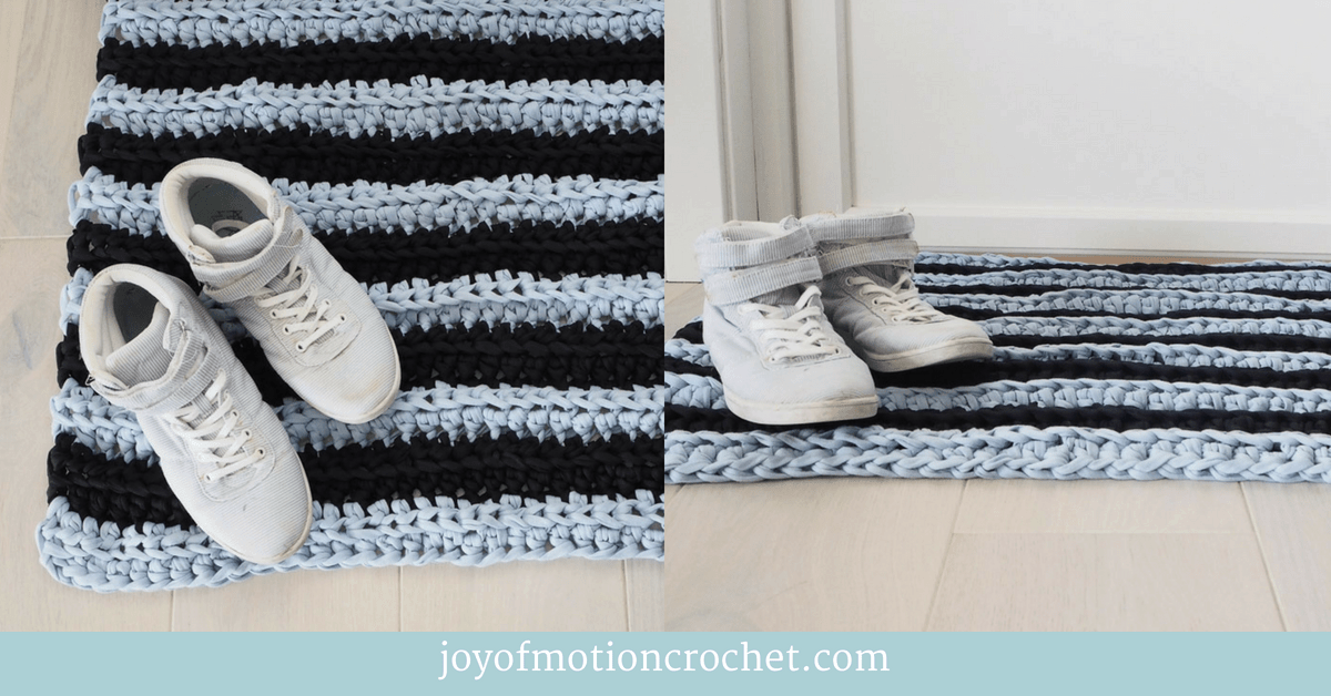 crochet citus doormat, a collage with multiple pictures of a crocheted doormat, free crochet pattern text