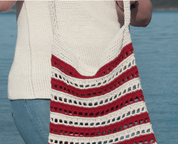 Sinum Bag Crochet Pattern Design – Skill Level Easy