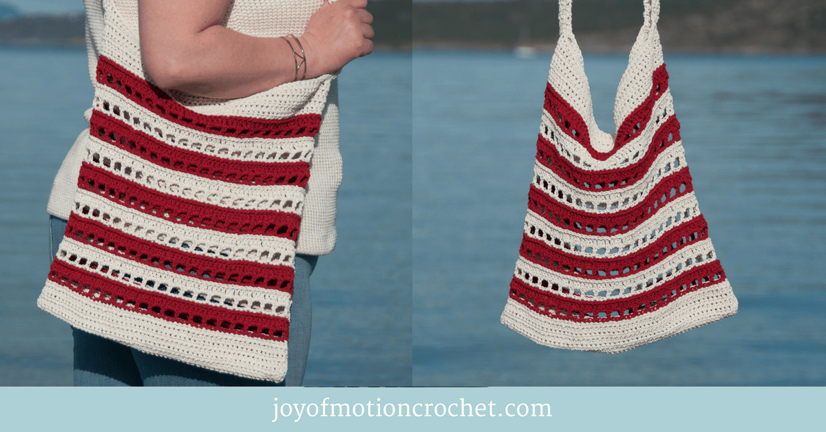 Sinum Bag Crochet Patten Joy Of Motion
