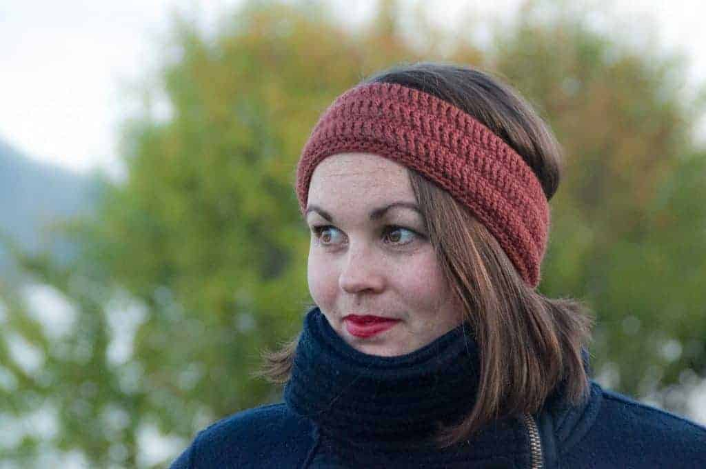 Crochet Bruma Headband Free Crochet Pattern Joy Of Motion