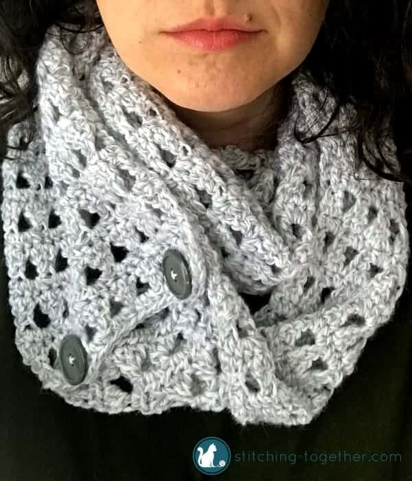 fun crochet cowls and scarfs for fall
