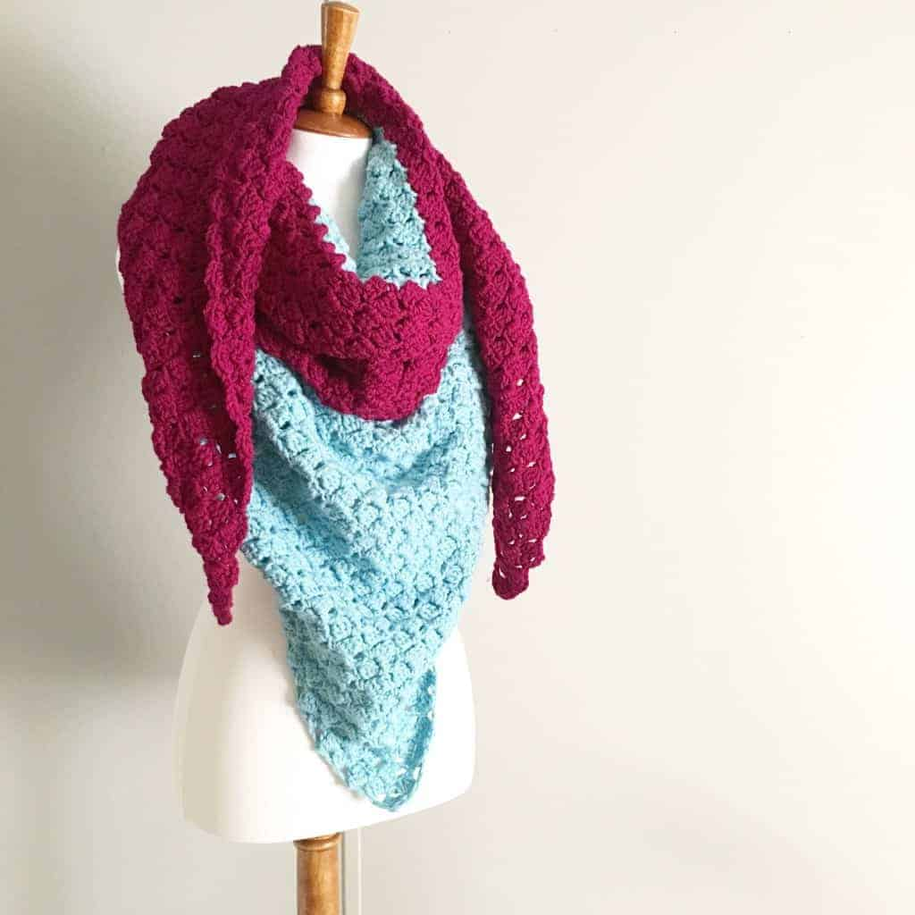 great crochet shawls and scarfs