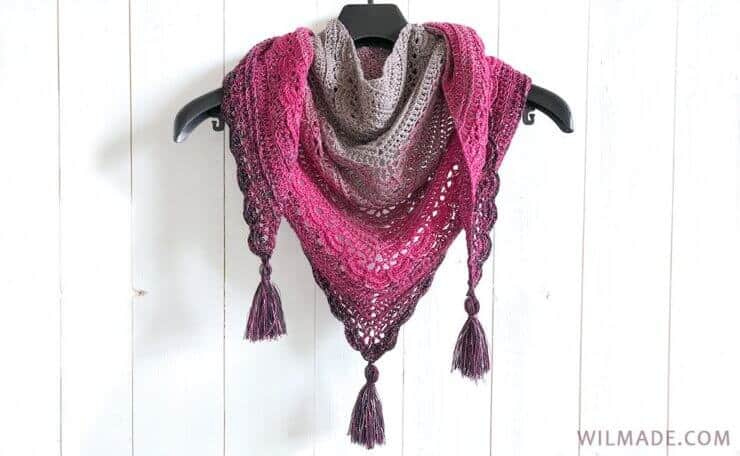 great crochet shawls and scarf