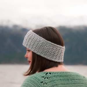 crochet quick classic ear warmer free crochet pattern-9