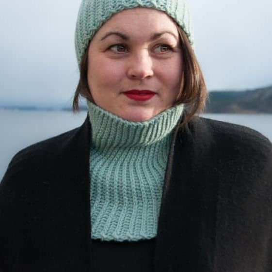 Cold Day Cowl - FREE Crochet Pattern