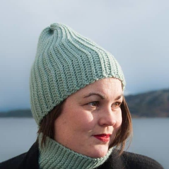 Cold Day Hat - FREE Crochet Pattern
