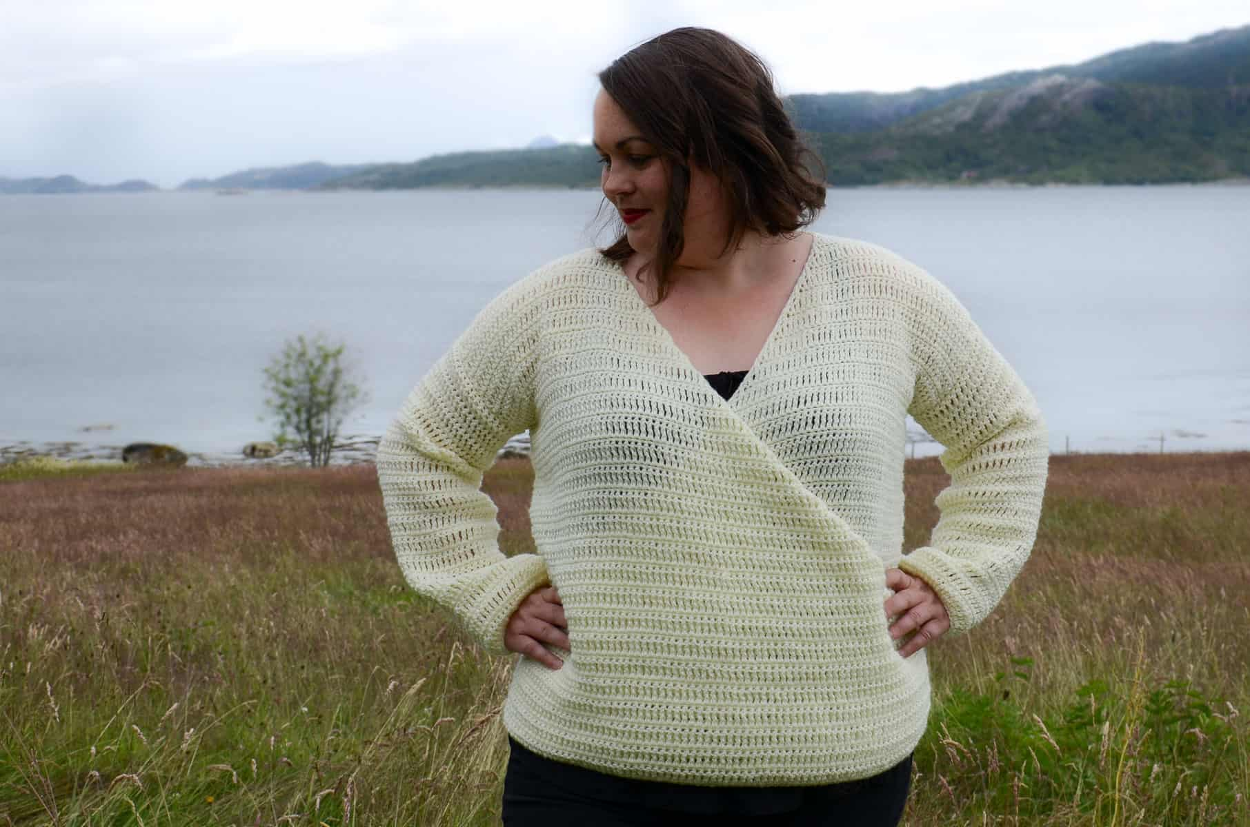 How to Choose Size When Crocheting a Garment